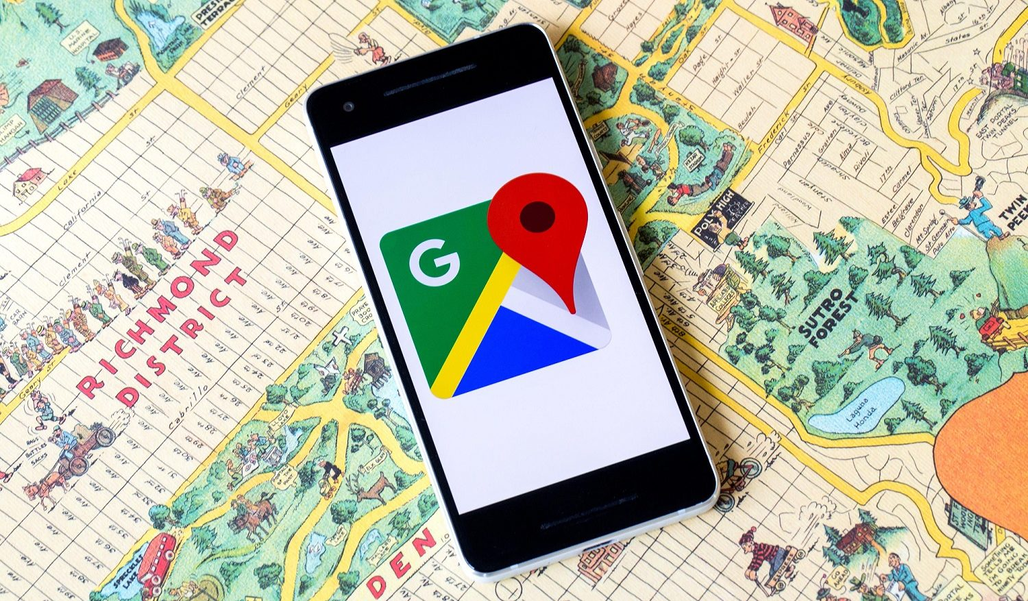 key for google maps api